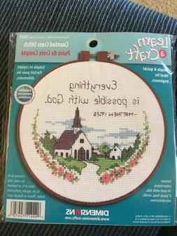 """Vtg Dimensions Learn A Craft """"Everything Is Possible"""" Co"""