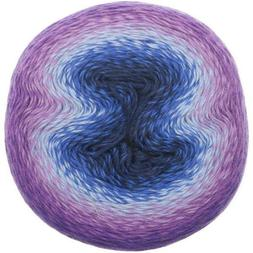 Scheepjes Whirl yarn cake gradient cotton acrylic #783 Bramb