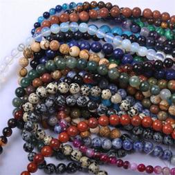 wholesale lot natural gemstone round spacer loose