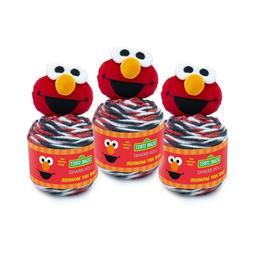 Lion Brand Yarn 3010-501 Sesame Street One Hat Wonder Yarn,